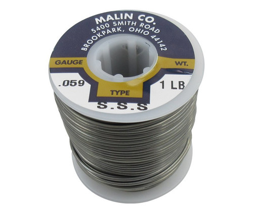 """Military Standard MS20995C59 Stainless Steel 0.059"""" Diameter Safety Wire - 1 lb Roll"""