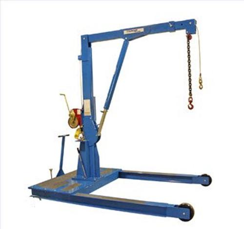 Tronair® 04-6150-0120 Hydraulic Utility Crane (4,000 lb/1,814 kg) Capacity (CE)