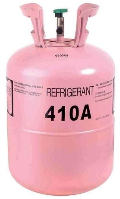 ASPEN® Halocarbon R-410A Refrigerant - 25 lb Cylinder