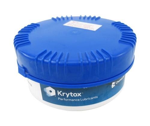 Chemours™ Krytox™ GPL 201 White PTFE Thickened Standard General-Purpose Grease - 0.5 Kg Jar