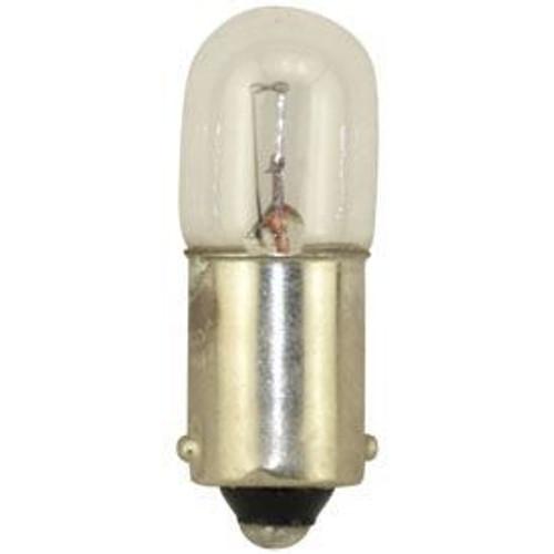 Wamco 1819 T3-1/4 28-Volt / 1-Watt BA9s Lamp, Incandescent