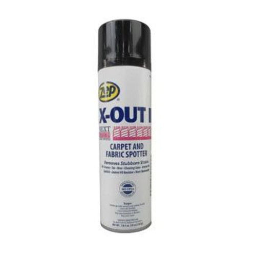 ZEP® 0195 X-Out III™ Clear Carpet & Fabric Spotter - 20 oz Aerosol Can