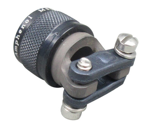 Military Specification M85049/52-1-10A Clamp, Cable, Electrical Connector
