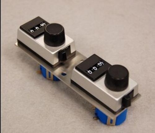 JFM 9811960210 Current Selectors Plate Assembly
