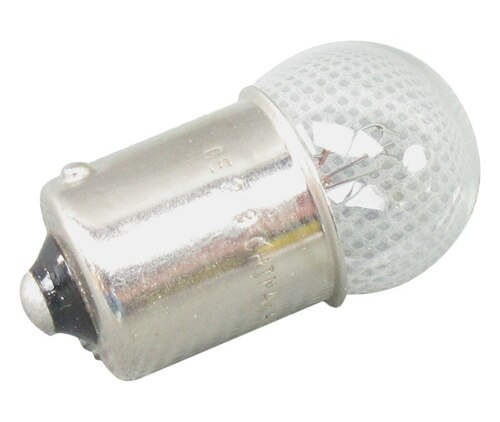 GE Lighting 303 G6 28-Volt / 8-Watt BA15s Lamp, Incandescent