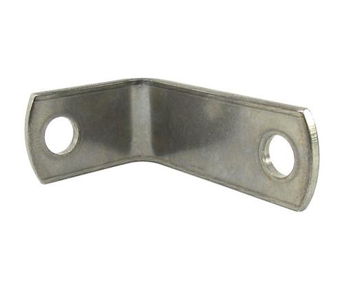 Military Standard MS9592-136 Crescent Steel 90° Bracket, Angle