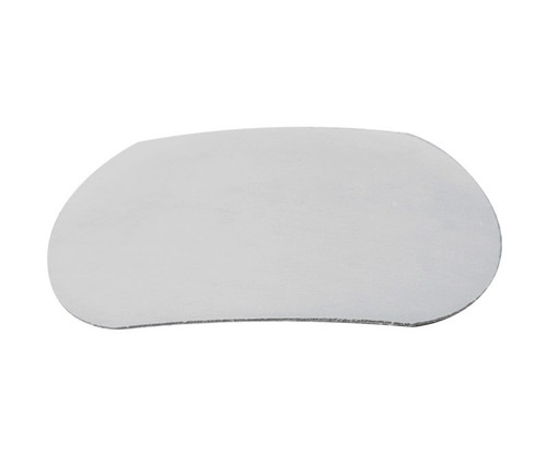 """Goodrich 74-451-219-1 Silver Small Oval Patch (1-1/4""""x 2"""")"""