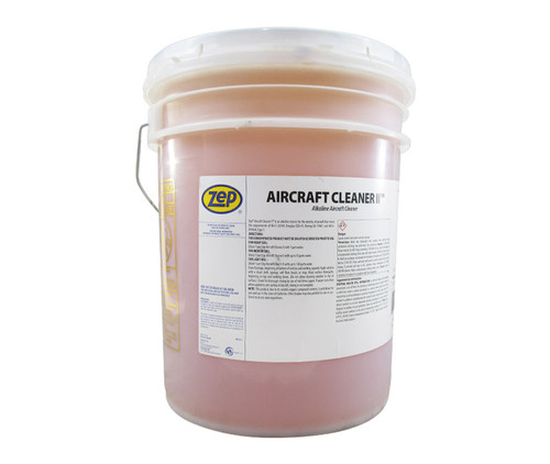 ZEP® 105635 Aviation™ Heavy-Duty Aircraft Cleaner II™ - 5 Gallon Pail