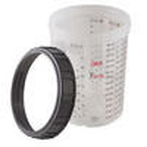 3M™ 051131-16023 PPS™ Large 28 fl oz Cup & Collar