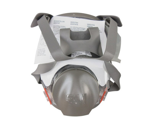 3M™ 051138-54146 Medium 6800 Full Facepiece Respirator