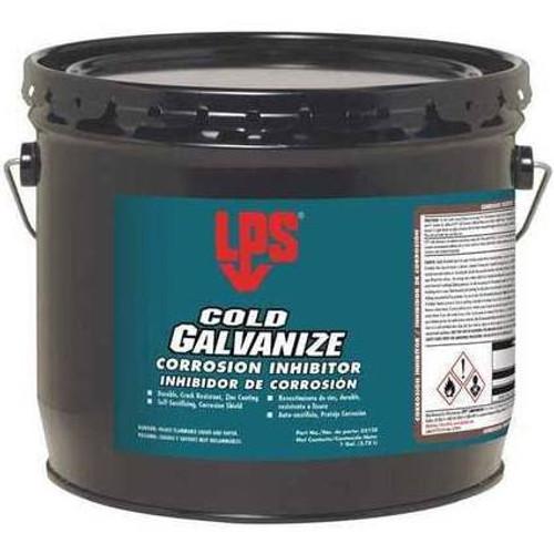 LPS 3® 05128 Cold Galvanize Corrosion Inhibitor - Gallon Tub
