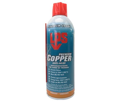LPS 3® 02916 Copper Anti-Seize Lead-Free Lubricant - 12 oz Aerosol Can