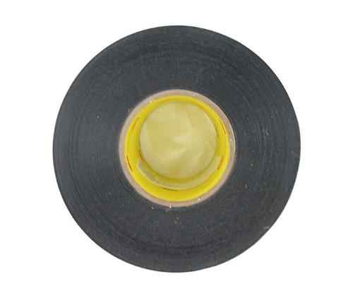 """3M™ 021200-24340 Matte Black 4"""" 8663 HS 18 Mil Skip Slit Liner Polyurethane Protective Tape - 4"""" x 36 Yard Roll"""