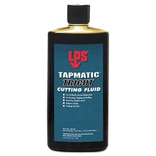 LPS® 05316 Tapmatic TriCut Cutting Fluid - 16 oz Squeeze Bottle