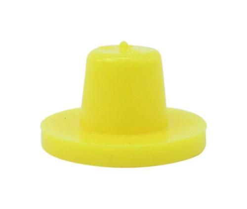 Caplug WW-2 Wide & Thick Flange Plastic Plug/Cap
