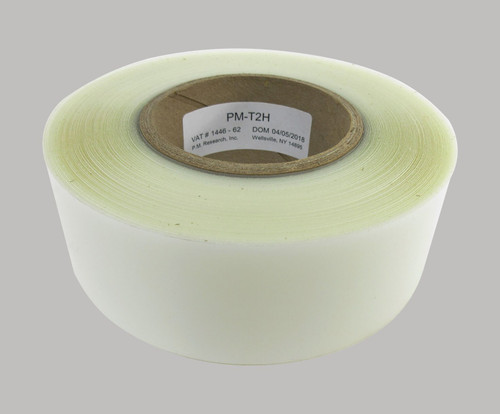 """PM Research PM-T2H Clear 2"""" x 100' Aircraft Leading Edge Erosion Tape Kit"""