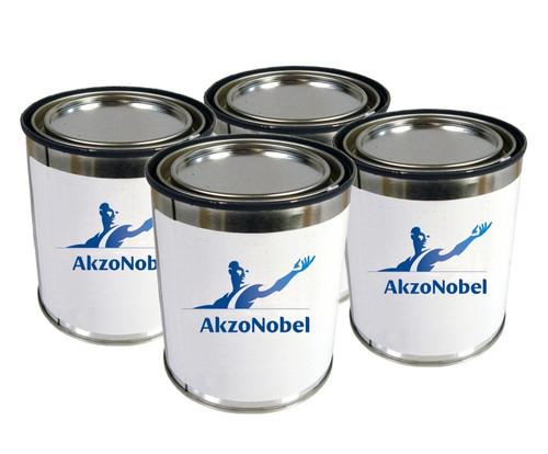 AkzoNobel ECL-G-46/PC-233/TR-109 Eclipse® FS#17875 White BMS 10-60 Type I & II, Class B, Grade D Spec High-Solids Polyurethane Enamel Topcoat - 4 Gallon Kit