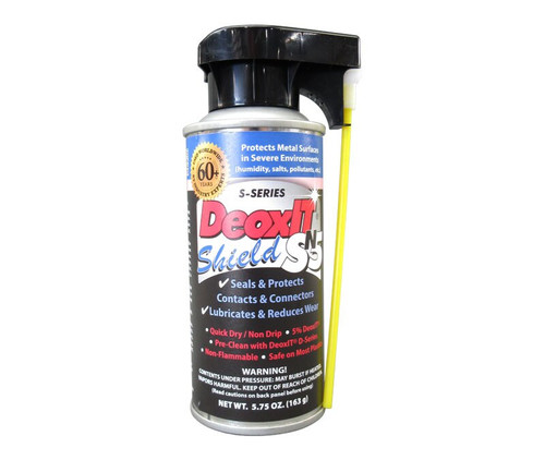 DeoxIT® SN5S-6N Shield 5% Contact Protector - 5.75 oz Aerosol Can