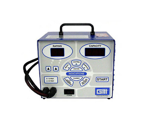 Gill TCT-1000 12/24-Volt Battery Capacity Tester