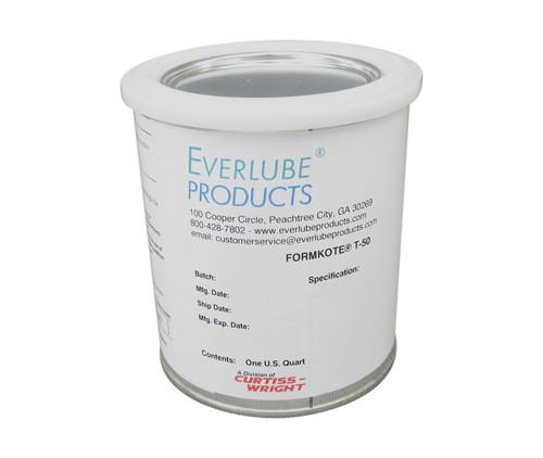 Everlube® Form-Kote® T-50 Gray/Black Everlube® Standard Spec Mold Release - Quart Can