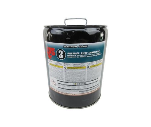 LPS 3® 00305 LPS-3 Brown Long-Term Premier Rust Inhibitor - 5 Gallon Steel Pail