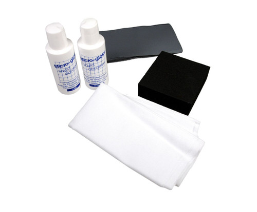 Micro-Mesh® HP-100 Aircraft Acrylic Window Hand Use Only Restoral Kit