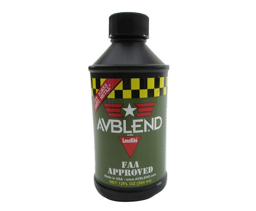 AVBLEND® Aircraft Engine Oil Additive - 12 oz Bottle