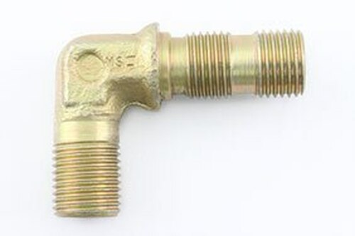 Military Standard MS21908D6 Aluminum 90° Elbow, Tube
