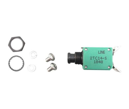 KLIXON® 2TC14-5 Circuit Breaker - 5 AMP