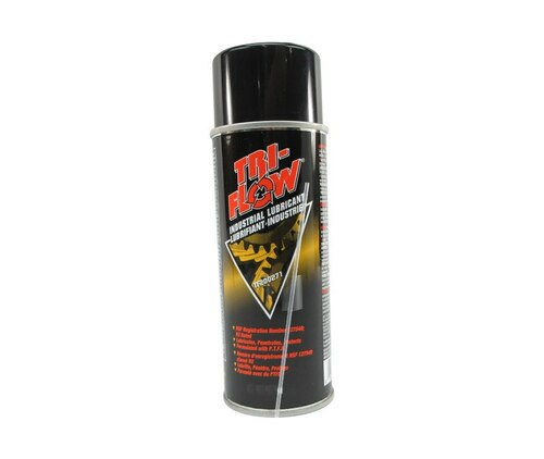 TRI-FLOW® TF20027 Brown PTFE Teflon™ Superior Lubricant - 340 Gram (12 oz) Aerosol Can