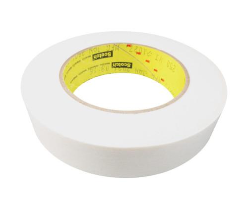 """3M™ 021200-02876 Scotch® 250 Tan 6 Mil Flatback Masking Tape - 1"""" x 60 Yard Roll"""
