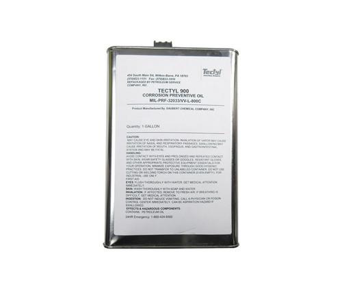 TECTYL® 900 Amber MIL-PRF-32033 Spec Corrosion Prevention Compound - Gallon Can