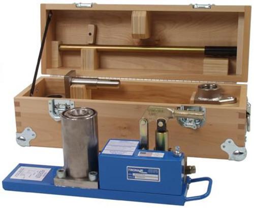 Tronair® 02-7818C0110 Blue Hydraulic Axle Jack (20 ton/18 metric ton) (CE)