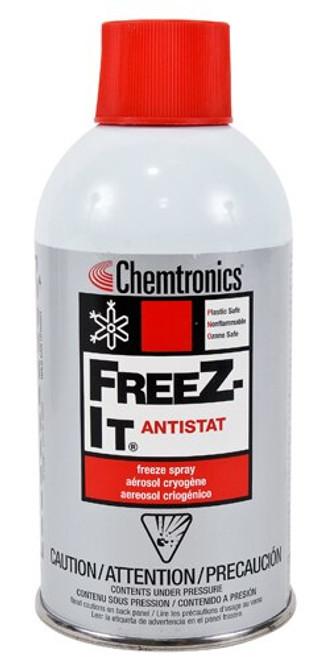 Chemtronics® ES1051 Freeze-It® Antistat - 283 Gram (10 oz) Aerosol Can