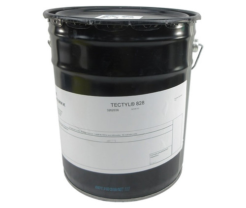 TECTYL® 828 Brown MIL-PRF-18487A Spec Corrosion Preventive Compound - 35 Pound Pail