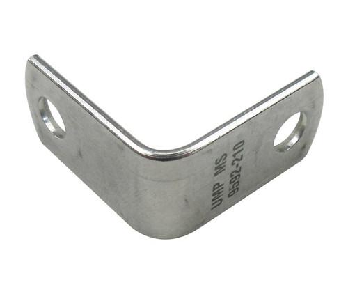 Military Standard MS9592-210 Crescent Steel 90° Bracket, Angle