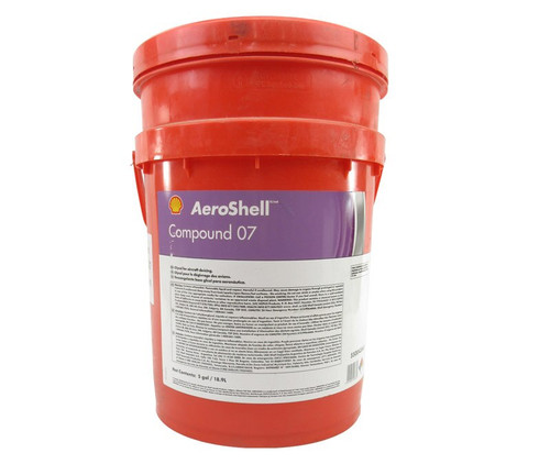 AeroShell™ Compound 07 De-Icer Fluid - 5 Gallon Steel Pail