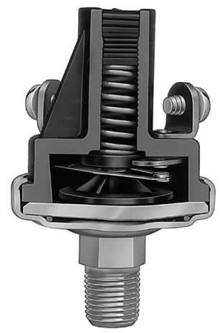 Honeywell Hobbs 76580-10 Pressure Switch - 10psi