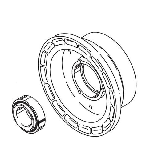 Cleveland Wheel & Brake 162-04700 Outer Wheel Half Aseembly