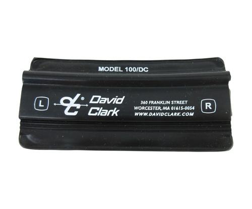 David Clark 40076G-06 Black 100/DC Headset Stamped Headpad Assembly