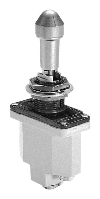 Safran Labinal 8503K12 One Pole Lever Lock Switch - Momentary - On - On - None