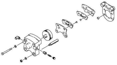 Cleveland Wheel & Brake 30-63E Brake Assembly
