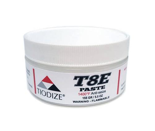 TIODIZE® T8E Gray PWC36246 Spec 1400°F Anti-Seize Paste - 155 Gram (5.5 oz) Jar