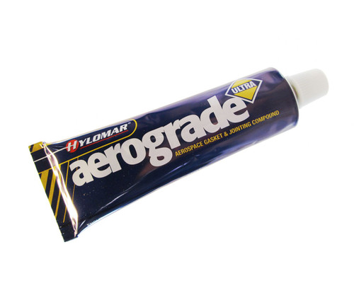 HYLOMAR® PL32H (Heavy) Aerograde Blue MSRR 9055 Spec Gasket Sealant - 100 Gram (3.52 oz) Tube