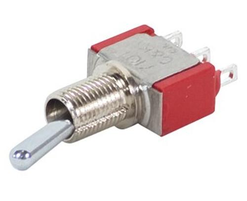 ITT 7101K2ZQE SPDT Mini Lock Toggle Switch