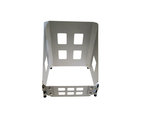MSP Aviation 64440B-103 5x6 Ati-R Shelf Clamp