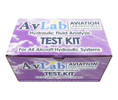 AvLab AL-HFT-5606-X Chlorinated Solvents Hydraulic Fluid Test Kit