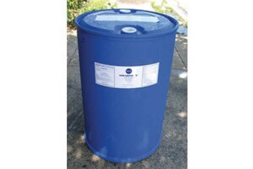 Mirabowl Q® 1485-341Q Ready to Use Dark Blue Aircraft Lavatory Tank Deodorant & Cleaner - 55 Gallon Drum