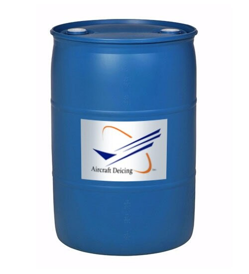 Aircraft Deicing FX 55G (Concentrate) Type I Aircraft Ground De-icing Fluid - 55 Gallon Drum