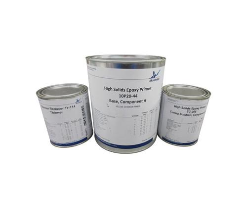 AkzoNobel 10P20-44/EC-265/TR-114 Yellow BMS 10-79 Type II & III, Class B, Grade D Spec High Solids Epoxy Primer - 1.25 Gallon Kit